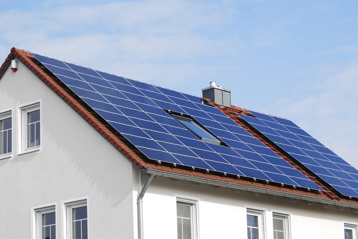 opmars zonne-energie