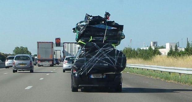 Marokko auto te zwaar