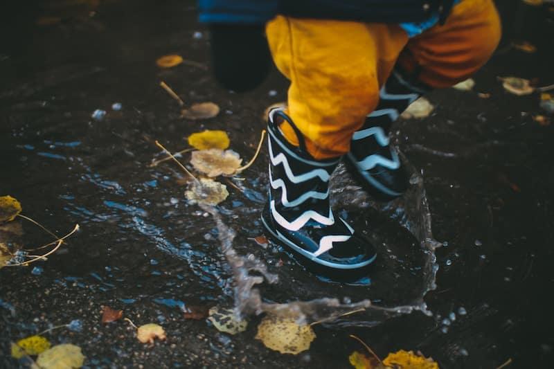 wat te doen als het regent