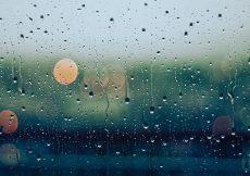 Wat te doen met regen met kind