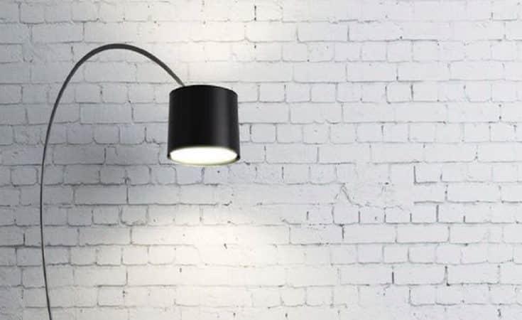 schemerlamp industrieel modern
