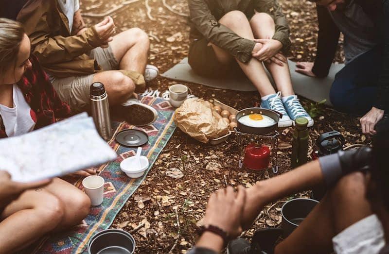 kamperen als single vakantie