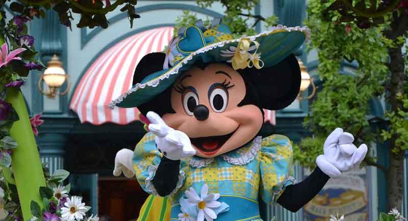 Disneyland Parijs figuren
