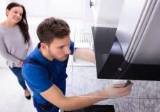 filter van de afzuigkap schoonmaken tips
