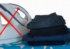 kreukvrije kleding zonder strijken