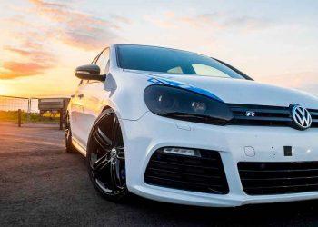 aantrekkingskracht Volkswagen golf