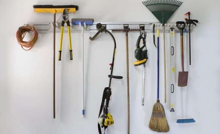 garage en schuur opruimen tips